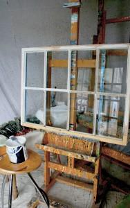 Sash window repair